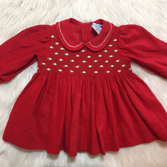 Other - Baby girls red dress